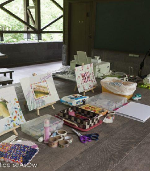 「滝野のクラフト体験教室」に参加しました!